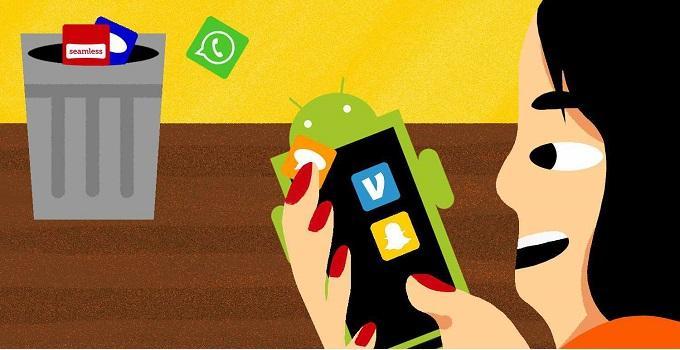 Cách xóa ứng dụng mặc định trên Android