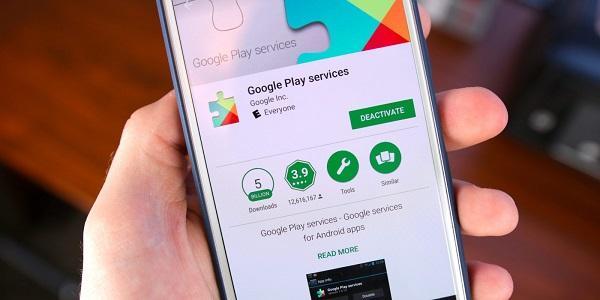 Dịch vụ của Google Play là gì?