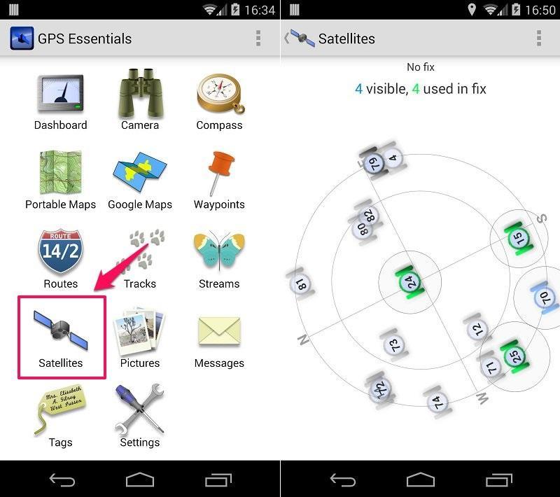 Cải thiện độ chính xác GPS trên Android - Tìm hiểu lỗi GPS đến từ đâu?
