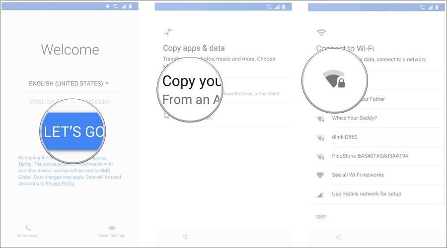 Cách khôi phục dữ liệu trên điện thoại Android với Google