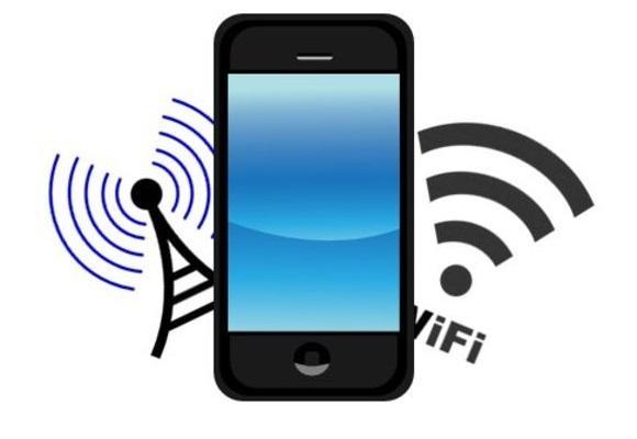 Chuyển đổi dữ liệu di động và Wi-Fi