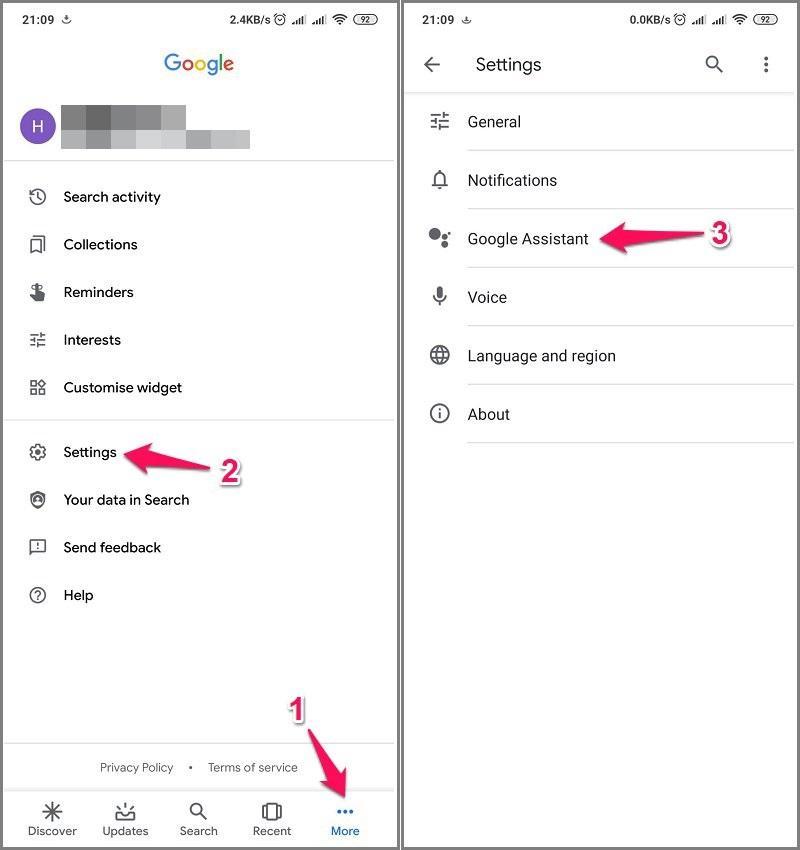 Thêm ngôn ngữ Tiếng Việt cho Google Assistant