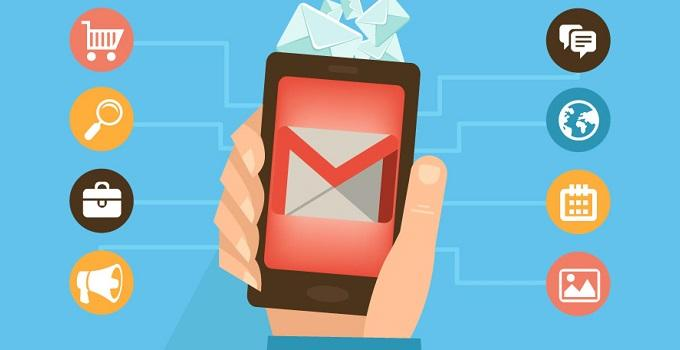 Cách cài đặt thông báo gmail trên điện thoại