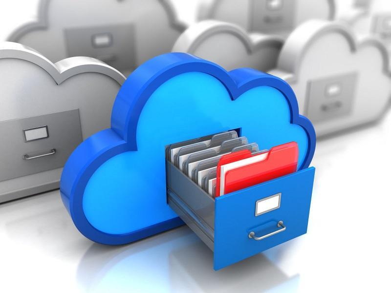 Dịch vụ lưu trữ đám mây