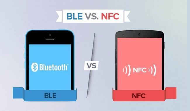 Kết nối NFC so với kết nối Bluetooth
