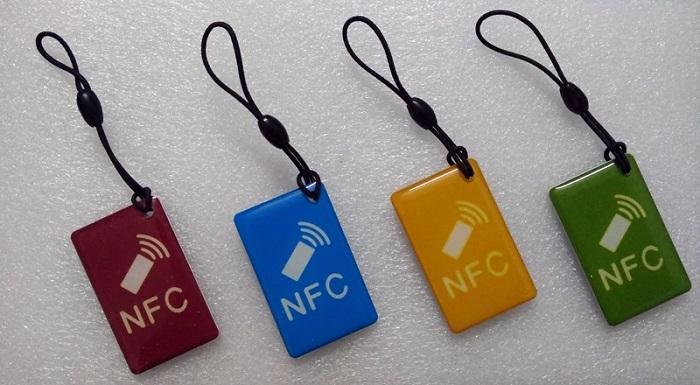 Kết nối thiết bị với thẻ NFC Tag