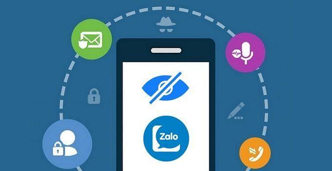 Cách ẩn tin nhắn Zalo trên iPhone và Android