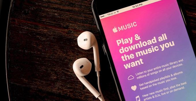 Cách copy nhạc vào iPhone