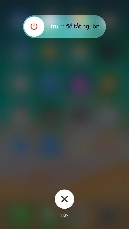 Sửa iPhone báo không có dịch vụ (No Service)
