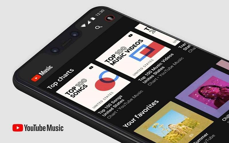 Cách tải nhạc trên Youtube về điện thoại iPhone bằng dịch vụ Youtube Music