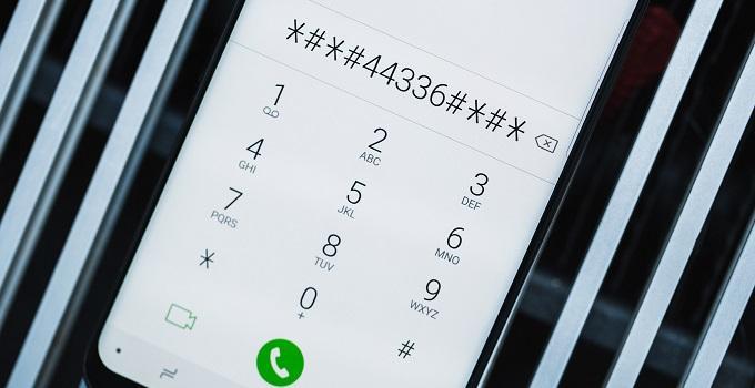 Mã bí mật trên Android