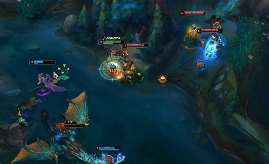 Cách chơi Orianna - Giai đoạn cuối game