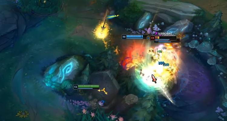 Cách chơi Orianna - Giai đoạn giữa game