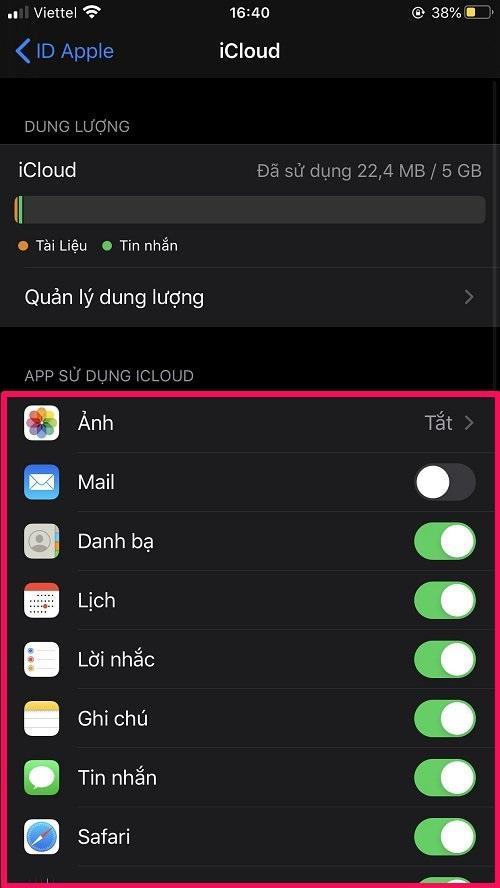 Hướng dẫn cách sử dụng iCloud Drive