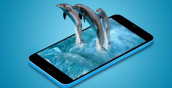 Cách tạo hình nền đông cho điện thoại Android và iPhone