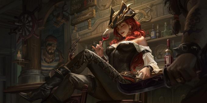 Ưu và nhược điểm của Miss Fortune