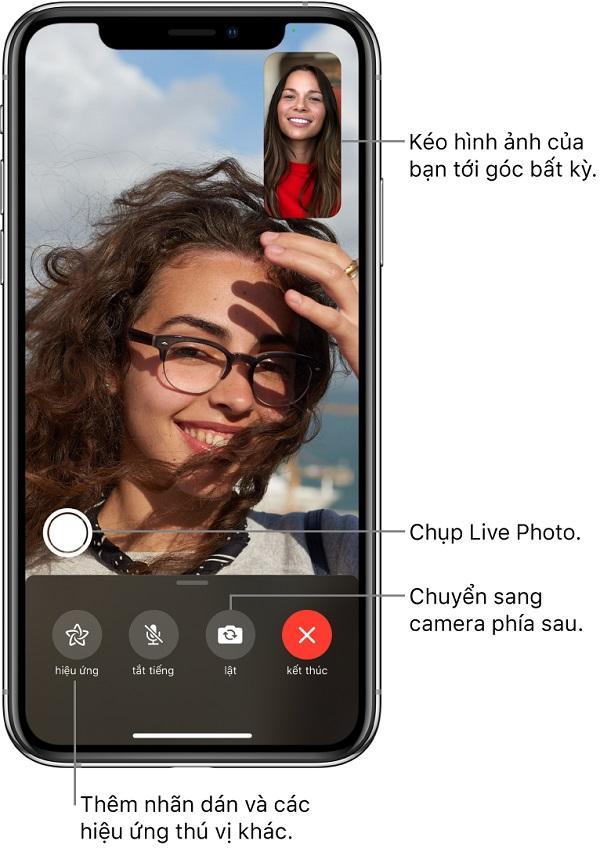 Hướng dẫn gọi FaceTime trên iPhone