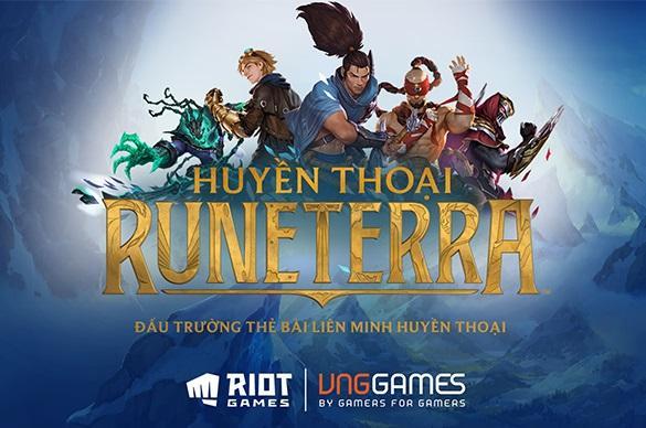 Hướng dẫn tải game Huyền Thoại Runeterra