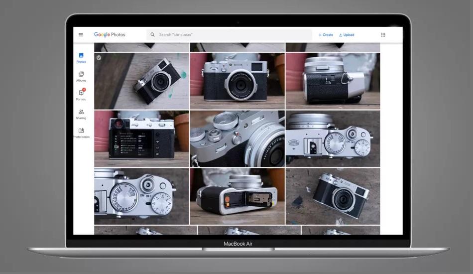 Cách tải ảnh và video lên Google Photos