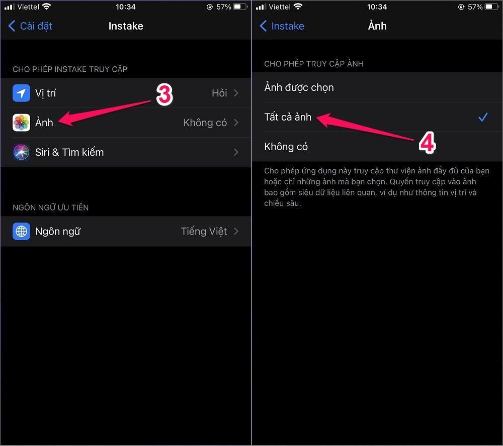 Hướng dẫn cách tải Ảnh, Video, Story từ Instagram về điện thoại iPhone bằng ứng dụng