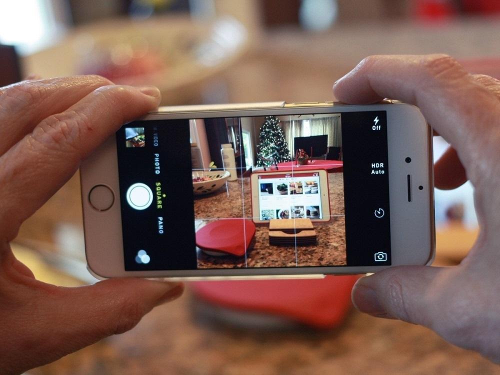 Mẹo chụp ảnh đẹp hơn bằng điện thoại iPhone