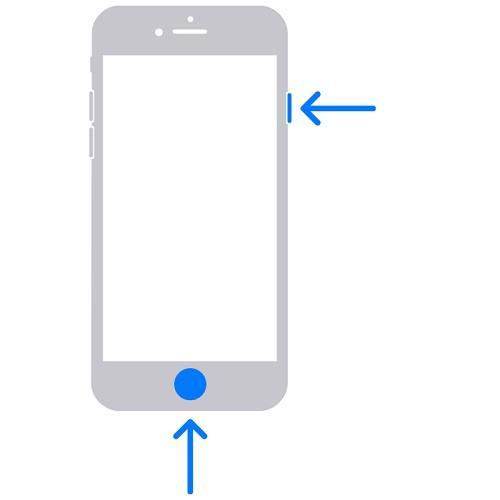 Hướng dẫn cách Chụp màn hình điện thoại iPhone bằng phím cứng