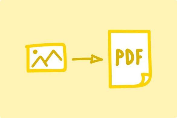 Hướng dẫn cách chuyển file ảnh JPG, PNG thành PDF