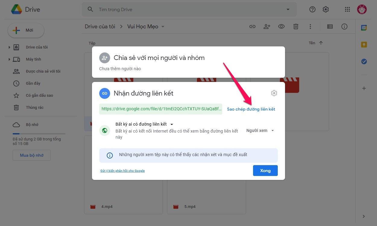 Hướng dẫn cách gửi File dung lượng lớn qua Zalo, Facebook Messenger