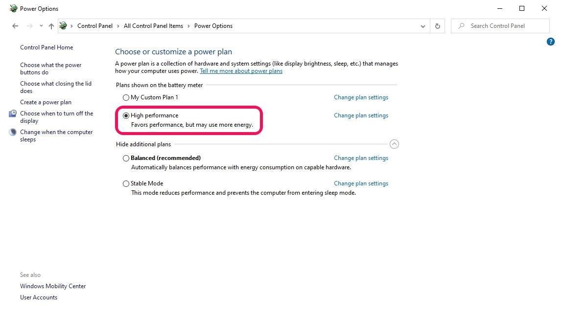 Hướng dẫn cách tăng hiệu suất máy tính Windows 10