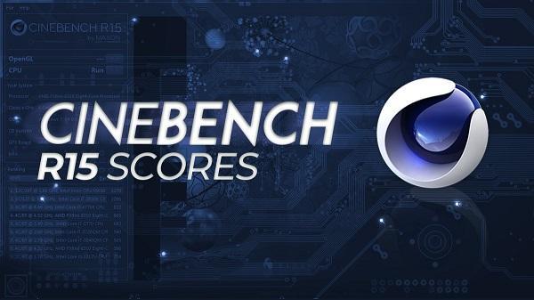 Phần mềm test hiệu năng máy tính Windows - CineBench