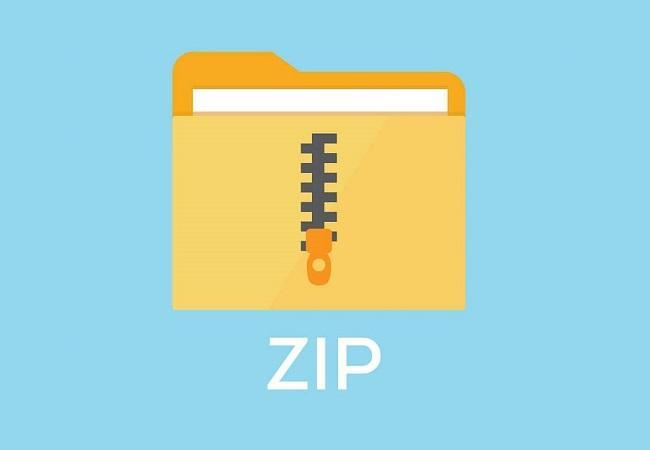 Sử dụng phần mềm nén trước khi gửi File dung lượng lớn