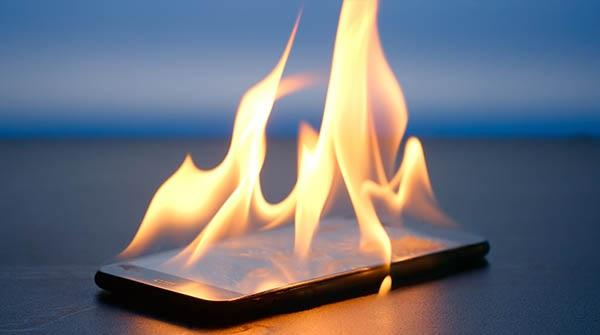 Thiết bị Android quá nóng khi chơi game