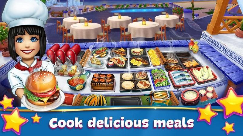 Game nấu ăn hay nhất cho điện thoại - Cooking Fever