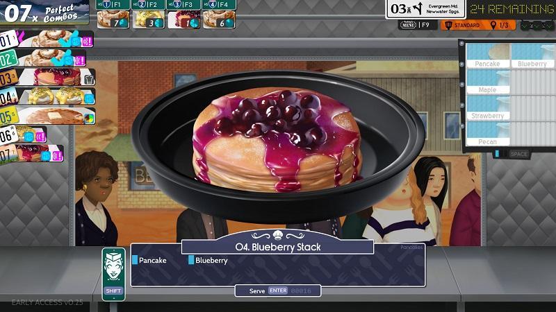 Game nấu ăn hay nhất trên máy tính - Cook, Serve, Delicious! 3?!
