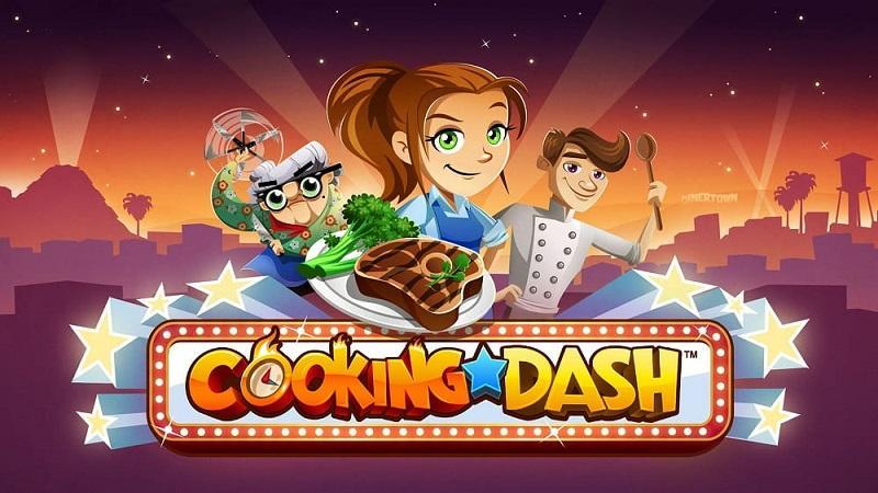 Game nấu ăn hay nhất trên máy tính - Cooking Dash