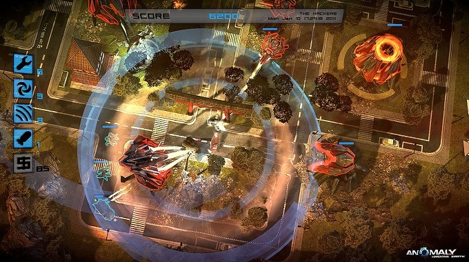Game thủ thành (tower defense) hay nhất cho PC - Anomaly: Warzone Earth