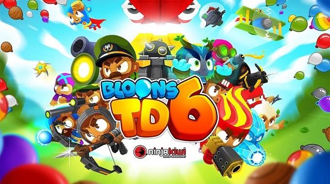 Game thủ thành (tower defense) hay nhất cho PC - Bloons TD 6