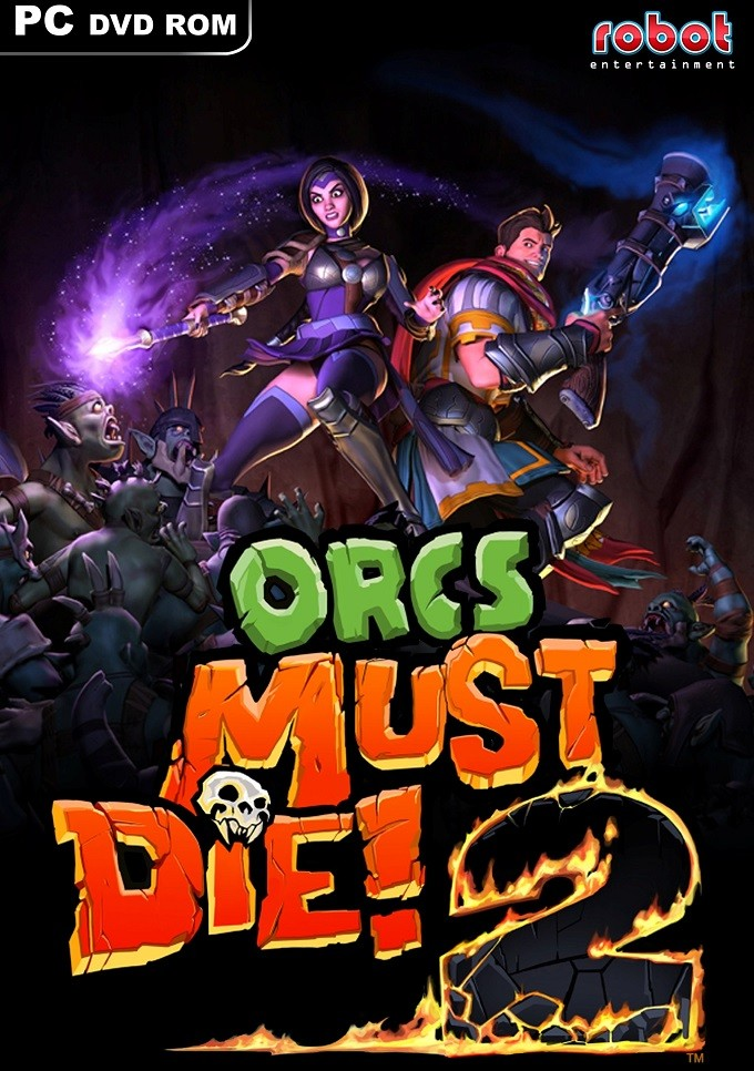Game thủ thành (tower defense) hay nhất cho PC - Orcs Must Die! 2
