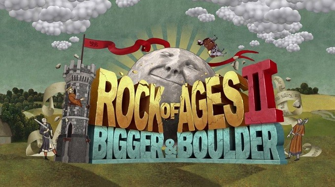 Game thủ thành (tower defense) hay nhất cho PC - Rock of Ages 2: Bigger & Boulder
