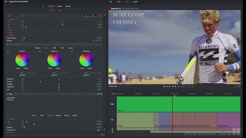 Phần mềm chỉnh sửa video miễn phí tốt nhất trên máy tính - Lightworks