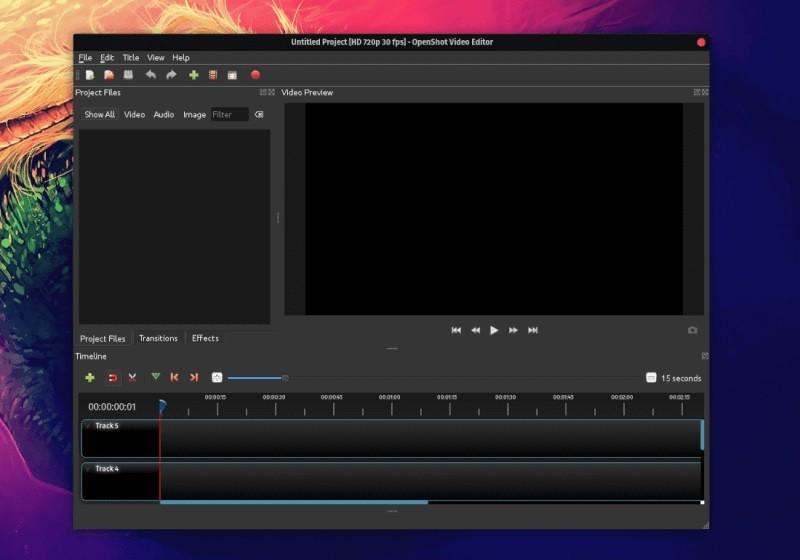 Phần mềm chỉnh sửa video miễn phí tốt nhất trên máy tính - OpenShot