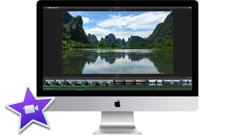 Phần mềm chỉnh sửa video tốt nhất trên máy tính - Apple iMovie