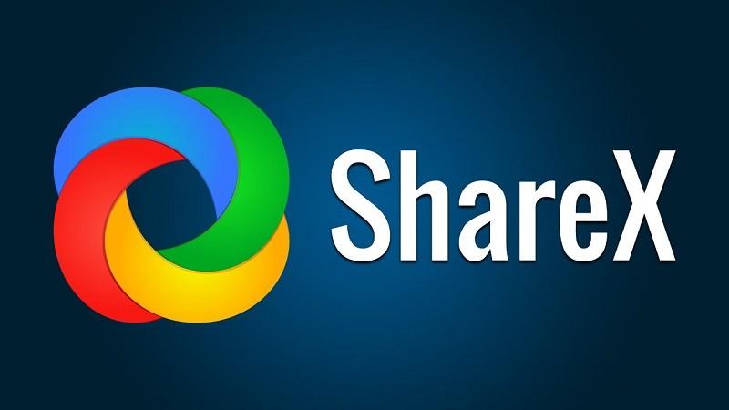 Phần mềm quay màn hình máy tính chất lượng cao - ShareX