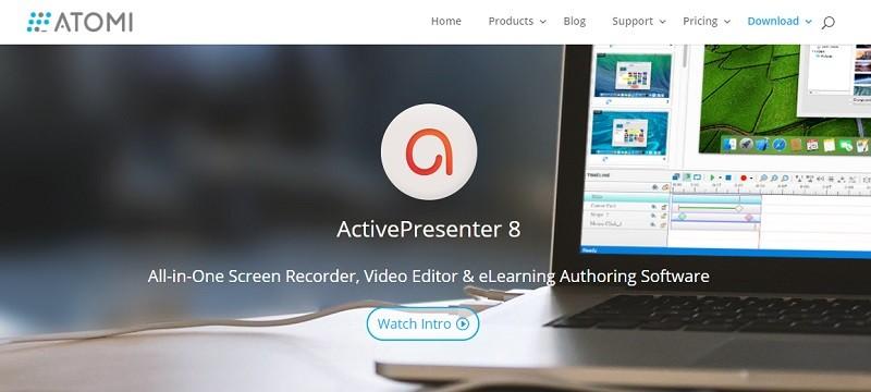 Phần mềm quay màn hình máy tính gọn nhẹ - ActivePresenter