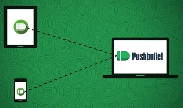 Tiện ích mở rộng (extension) hay nhất cho Google Chrome - Pushbullet