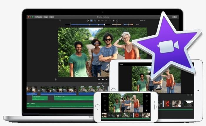 Ứng dụng chỉnh sửa video trên điện thoại tốt nhất - Apple iMovie