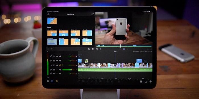 Ứng dụng chỉnh sửa video trên điện thoại tốt nhất - LumaFusion