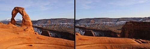 Cách chụp ảnh Panorama ngang
