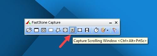 Cách chụp ảnh toàn bộ trang web bằng Phần mềm chuyên dụng