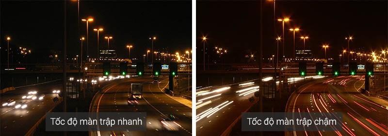 Chụp ảnh phơi sáng lâu là gì?